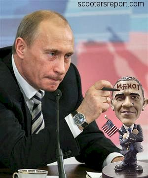 obama owned by putin