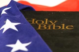 flag_and_bible