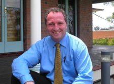 Australian Senator Barnaby Joyce (LNP-QLD)