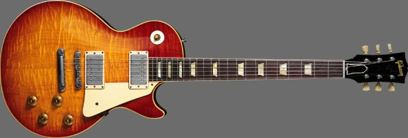 1958 Gold Top Gibon 'Les Paul' Custom Guitar