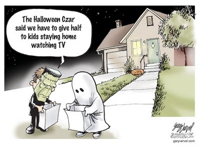Cartoon - Halloween