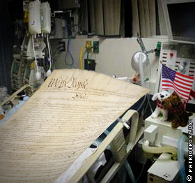 Sick Constitution