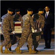Obama - Afghan War Dead2