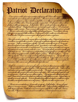 Patriot Declaration