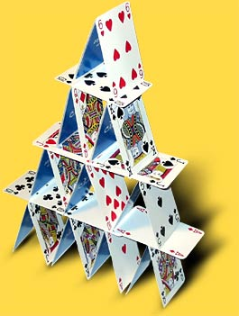 How to make cool house of cards