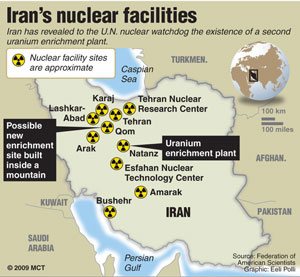 IAEA: 'Things will be bad' if Iran keeps denying inspectors access