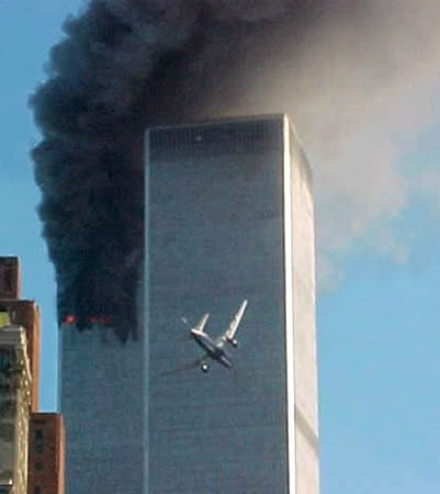 Twin Towers 9-11-2001, 2700+ Murdered by Islamists