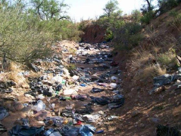 AZ Illegal Smugglers Super-Highway 003