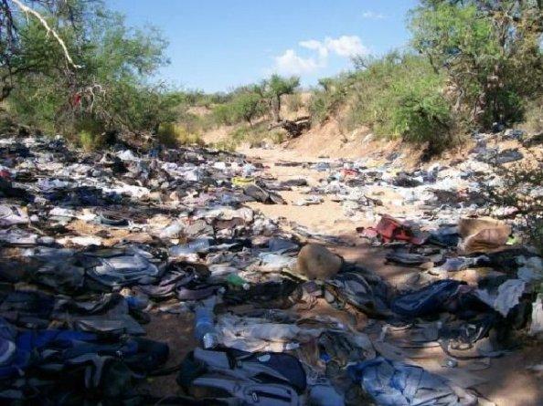 AZ Illegal Smugglers Super-Highway 004