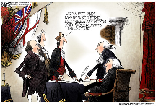 The Constitution's Rewrite