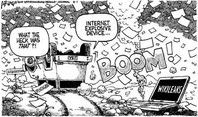 WikiLeaks's IED