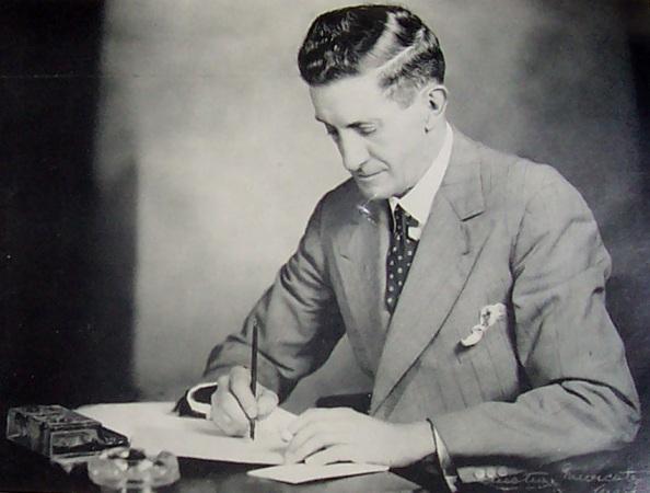 Arthur W Upfield 01