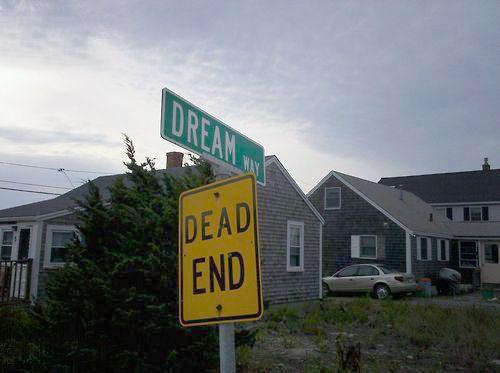 Fail - Dead End