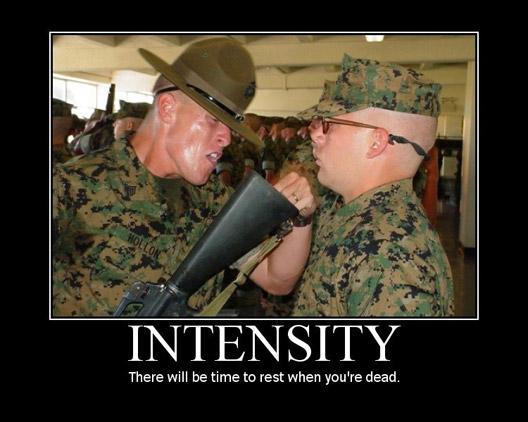 Intensity - Motivivation