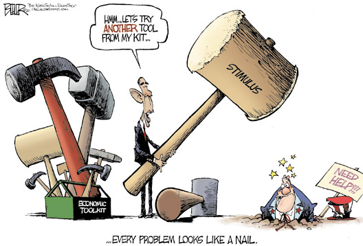 Obama's Hammer