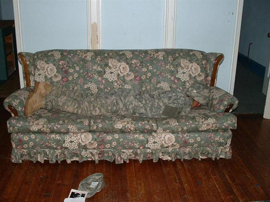 Couch Camo