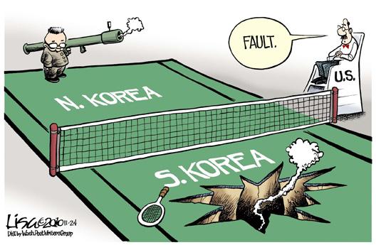 Fault Cartoon
