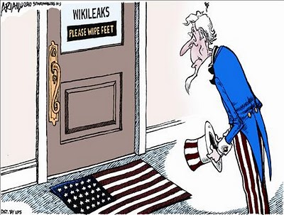 WikiLeaks and USA