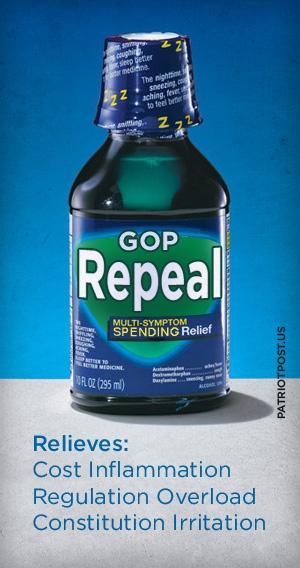 GOP Repeal
