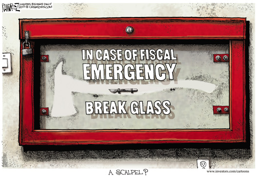 In Case Of Emergency......