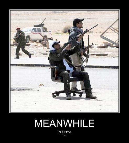 Desk Jockey Soldier