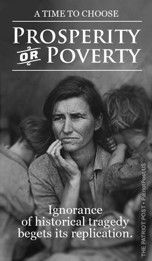 Prosperity Or Poverty