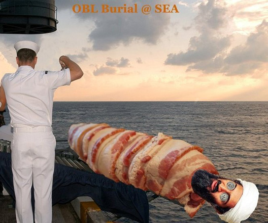 OBL Burial At Sea