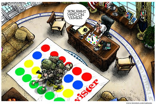 Games Obama Plays