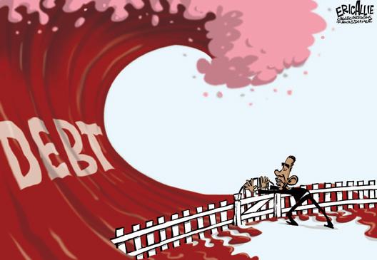 The Debt Flood Cometh