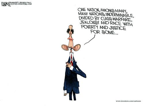 Obama's Pledge