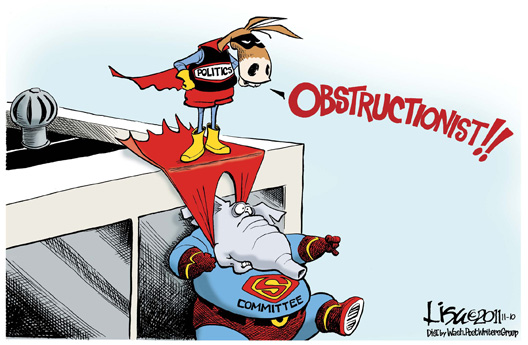 Obstructionist!!!