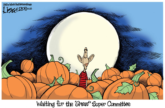 Waiting For The Great Super Committee