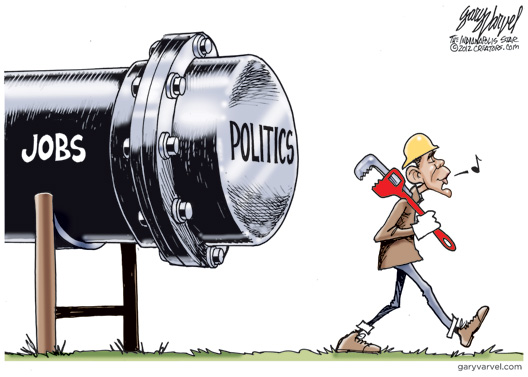Politics Kills Jobs