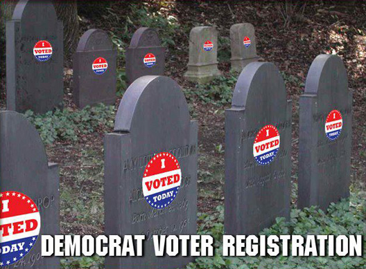 Democrat Voter Registration