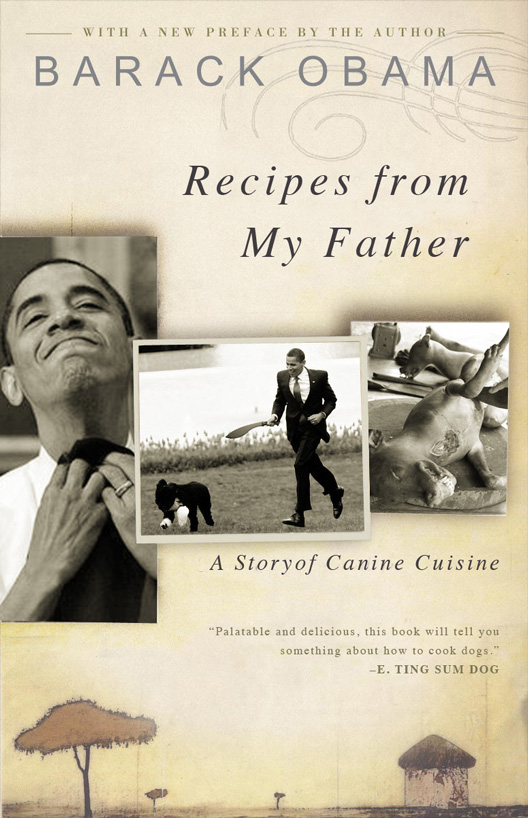 Recipes From My Father
