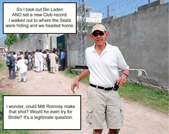 I Took Out Bin Laden