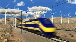 High Speed Rail Authority/ZUMApress/Newscom