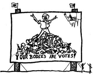 Mil-Your Bodies Are Votes
