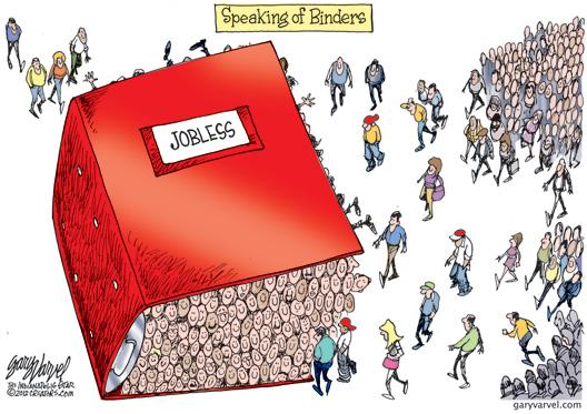 Speaking Of Binders