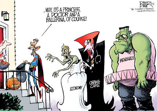 Trick Or Treat Obama Style