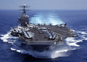 Aircraft Carrior -Carl Vinson