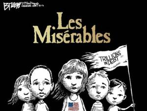 cARTOON - Les Miserables