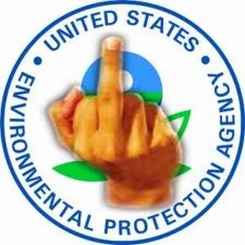 EPA - Gives the Finger