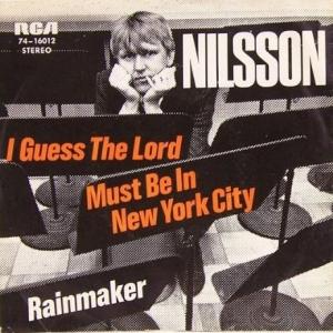 Harry Nilsson Midnight Cowboy