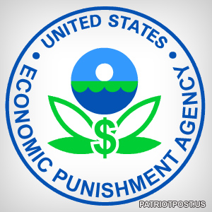 EPA: The Economic Punishment Agency