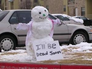 Snowman 128