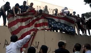 Islam - Riots in Egypt