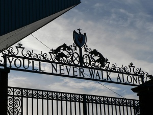 Liverpool FC Shankly Gates