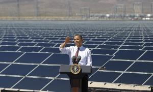 Obama - Solar Energy