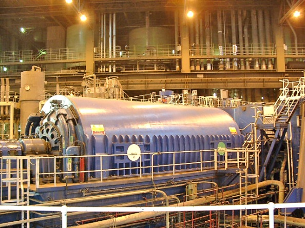 DraxPowerStation660MWGenerator
